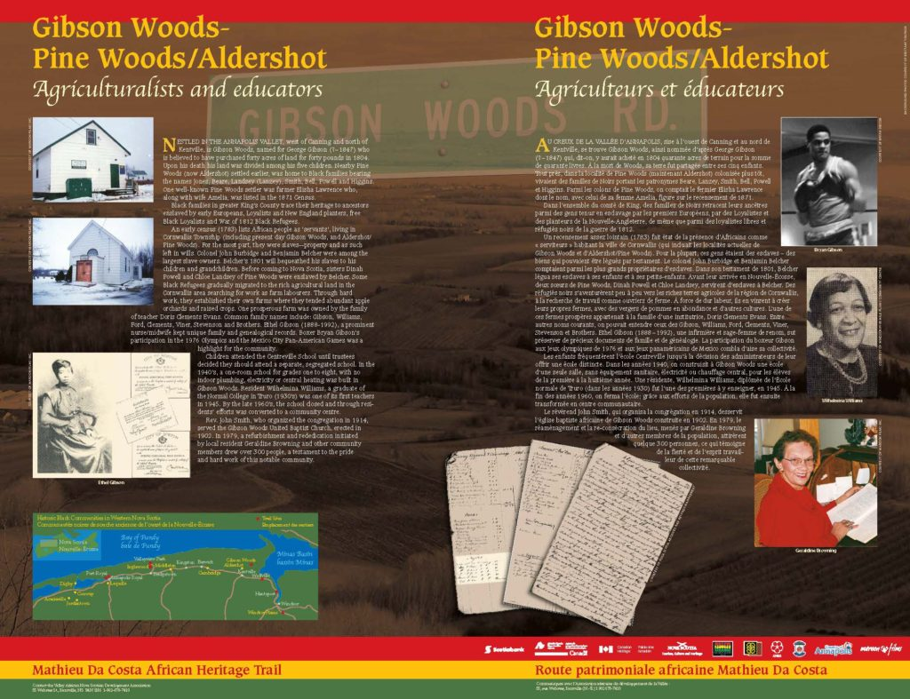 Gibson Woods Community