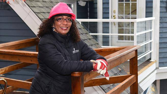 Proudly carrying on a father's legacy-  Simmons Paving was the first black business to be incorporated in Nova Scotia