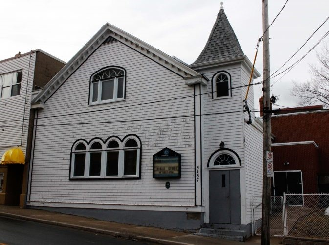 Cornwallis Street Baptist Church to change its name