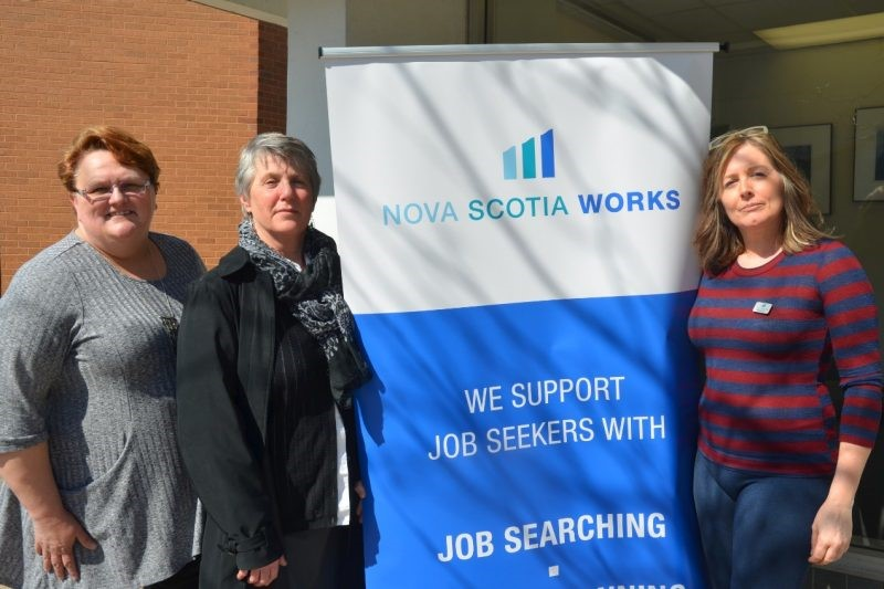 NS Works Employer Engagement Specialists helping businesses make connections