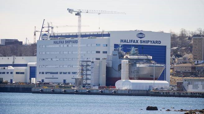 Shipbuilding program creates career opportunities for African Nova Scotians at Halifax Shipyard