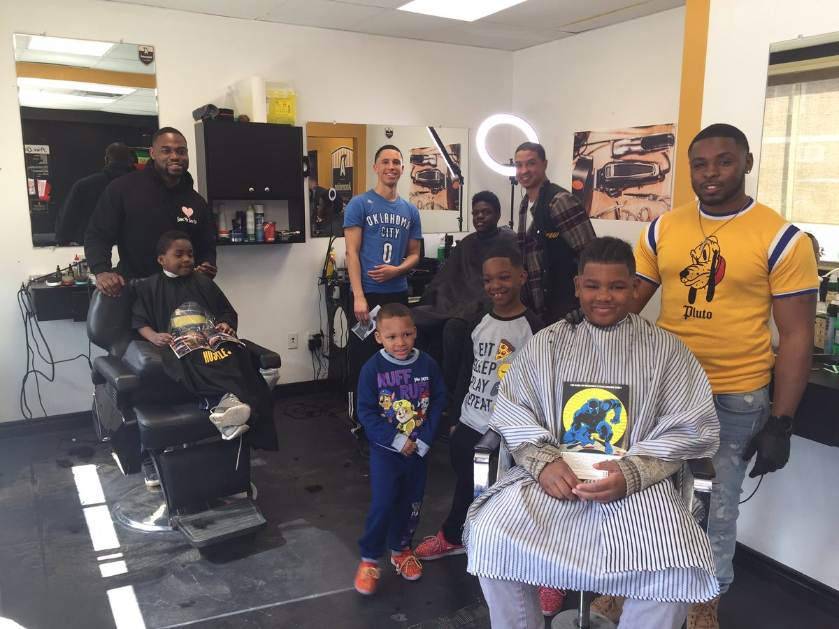 Sehkahnee Reynolds organized event to help younger generation pick their role models