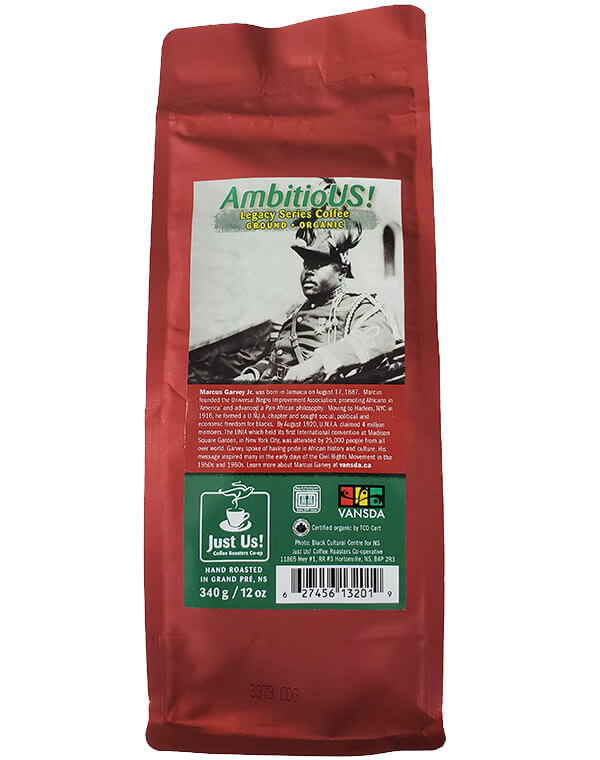 AmbitioUS - Legacy Coffee Series
