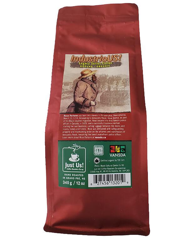 IndustrioUS - Legacy Coffee Series