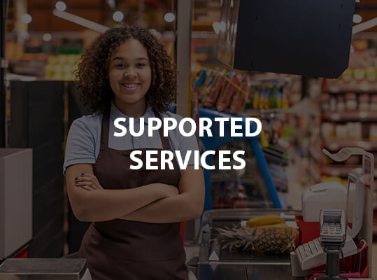 Supported Services