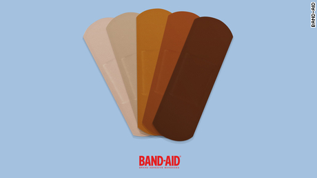 BAND-AID BRAND FINALLY GETS IT – BLM