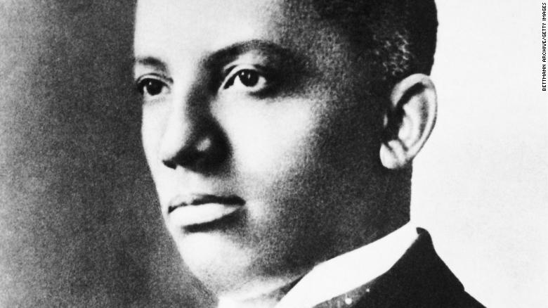 Meet the man who created Black History Month