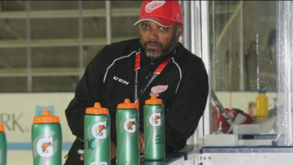 Breaking barriers: The coach of Jamaica's hockey team wants to 'prove everybody wrong'