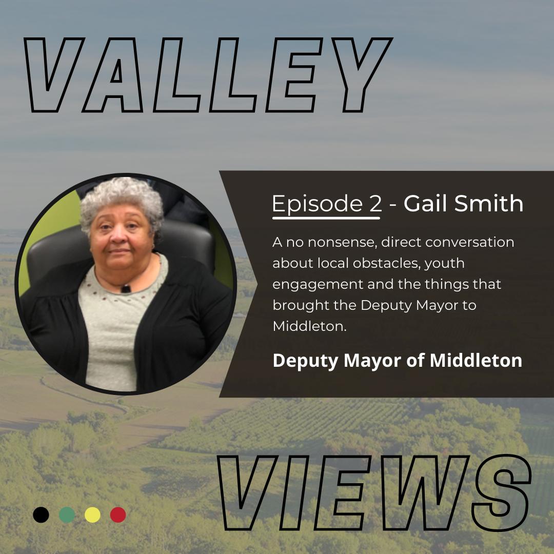 Gail Smith – Deputy Mayor of Middleton